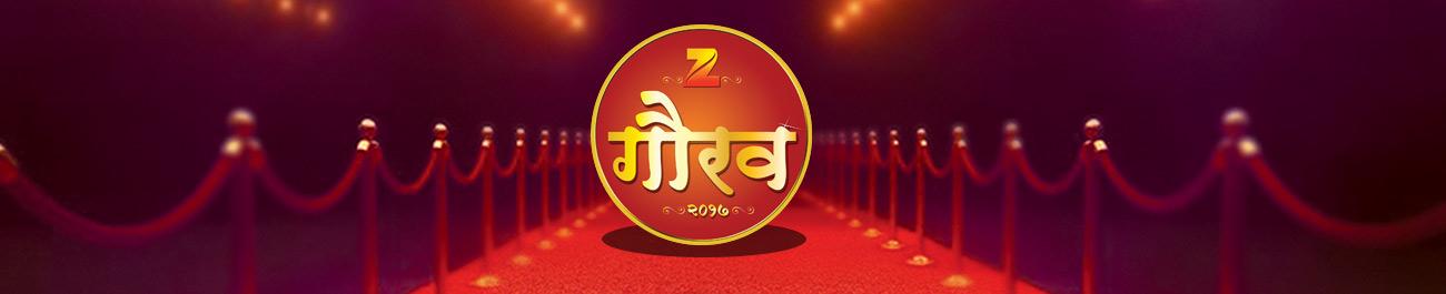 Zee Gaurav Puraskar 2017