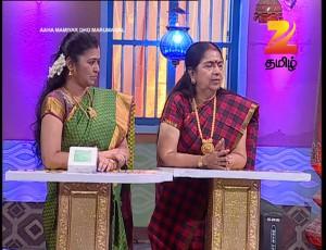 Watch Aaha Maamiyar Oho Marumagal EP 14 13 Feb 2016 Online