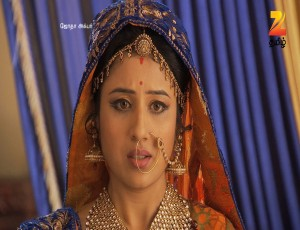 Jodha Akbar - Episode 497 - February 18, 2016 - Full Episode