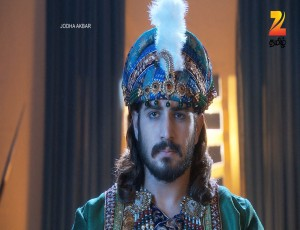 Jodha Akbar - Episode 501 - February 24, 2016 - Full Episode