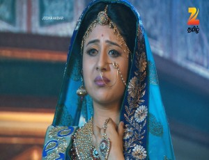 Jodha Akbar - Episode 502 - February 25, 2016 - Full Episode