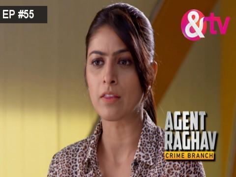 Agent Raghav - Crime Branch Ep 55 26th March 2016