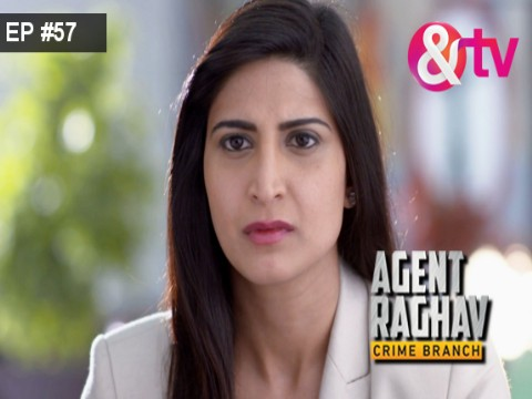 Agent Raghav - Crime Branch Ep 57 3rd April 2016