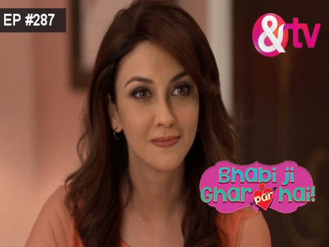 Bhabi Ji Ghar Par Hain - Episode 287 - April 5, 2016 - Full Episode