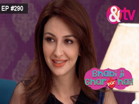 Bhabi Ji Ghar Par Hain - Episode 290 - April 8, 2016 - Full Episode