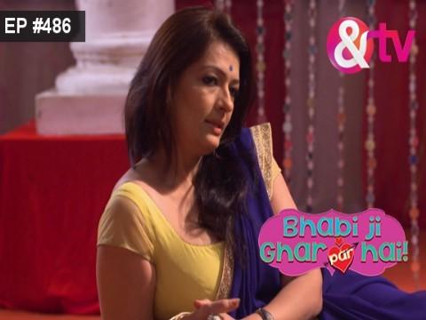 Bhabi Ji Ghar Par Hain - Episode 486 - January 6, 2017 - Full Episode