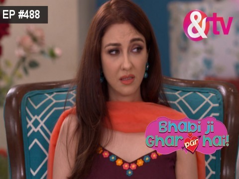 Bhabi Ji Ghar Par Hain - Episode 488 - January 10, 2017 - Full Episode