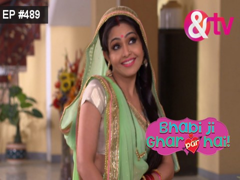Bhabi Ji Ghar Par Hain - Episode 489 - January 11, 2017 - Full Episode