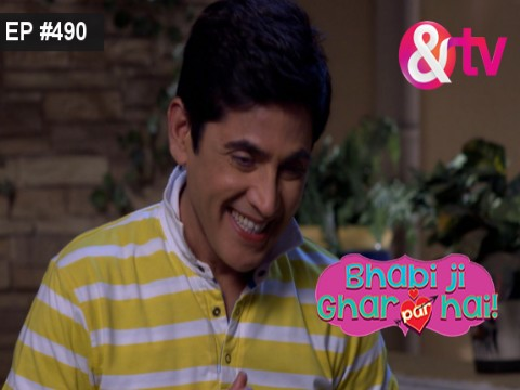 Bhabi Ji Ghar Par Hain - Episode 490 - January 12, 2017 - Full Episode