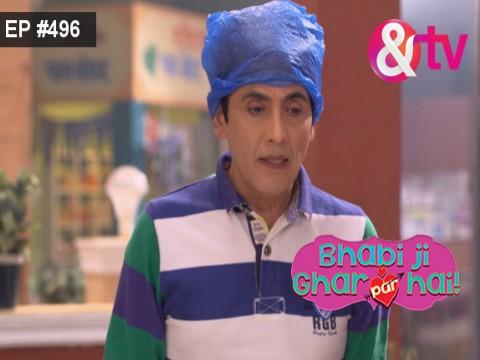 Bhabi Ji Ghar Par Hain - Episode 496 - January 20, 2017 - Full Episode