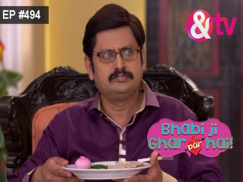 Bhabi Ji Ghar Par Hain - Episode 494 - January 18, 2017 - Full Episode