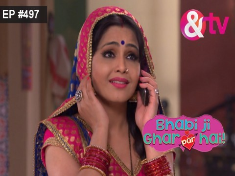 Bhabi Ji Ghar Par Hain - Episode 497 - January 23, 2017 - Full Episode