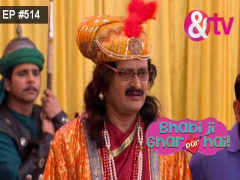Bhabi Ji Ghar Par Hain - Episode 514 - February 15, 2017 - Full Episode