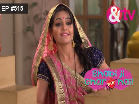 Bhabi Ji Ghar Par Hain - Episode 515 - February 16, 2017 - Full Episode