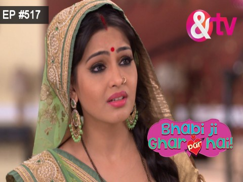 Bhabi Ji Ghar Par Hain - Episode 517 - February 20, 2017 - Full Episode