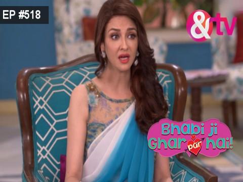 Bhabi Ji Ghar Par Hain - Episode 518 - February 21, 2017 - Full Episode