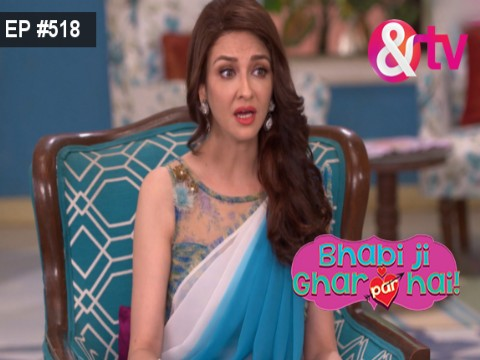 Bhabi Ji Ghar Par Hain - Episode 518 - February 21, 2017 - Full Episode