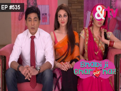 Bhabi Ji Ghar Par Hain - Episode 535 - March 16, 2017 - Full Episode