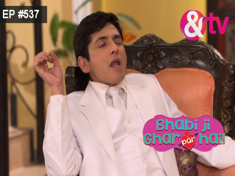 Bhabi Ji Ghar Par Hain - Episode 537 - March 20, 2017 - Full Episode