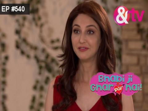 Bhabi Ji Ghar Par Hain - Episode 540 - March 23, 2017 - Full Episode