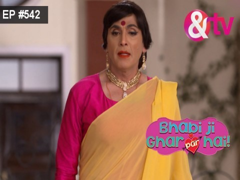 Bhabi Ji Ghar Par Hain - Episode 542 - March 27, 2017 - Full Episode
