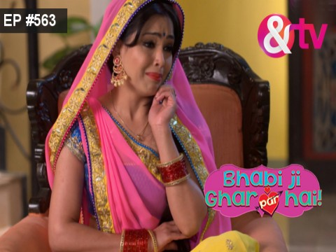 Bhabi Ji Ghar Par Hain - Episode 563 - April 25, 2017 - Full Episode