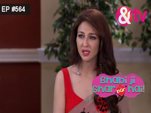 Bhabi Ji Ghar Par Hain - Episode 564 - April 26, 2017 - Full Episode