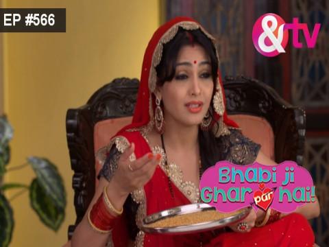 Bhabi Ji Ghar Par Hain - Episode 565 - April 27, 2017 - Full Episode
