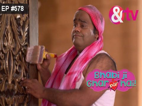 Bhabi Ji Ghar Par Hain - Episode 578 - May 16, 2017 - Full Episode