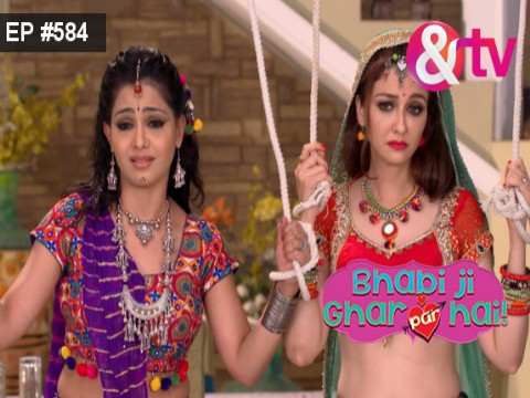 Bhabi Ji Ghar Par Hain - Episode 584 - May 24, 2017 - Full Episode