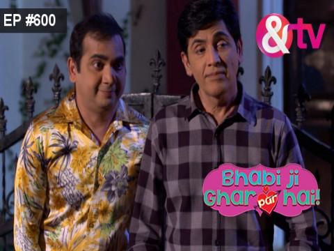 Bhabi Ji Ghar Par Hain - Episode 600 - June 15, 2017 - Full Episode