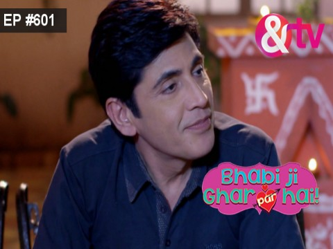Bhabi Ji Ghar Par Hain - Episode 601 - June 16, 2017 - Full Episode