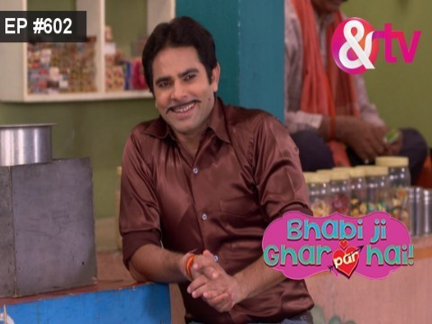 Bhabi Ji Ghar Par Hain - Episode 602 - June 19, 2017 - Full Episode