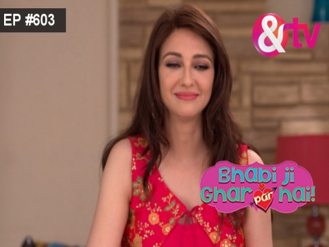 Bhabi Ji Ghar Par Hain - Episode 603 - June 20, 2017 - Full Episode