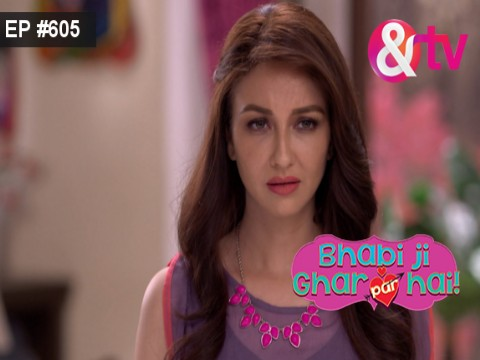 Bhabi Ji Ghar Par Hain - Episode 605 - June 22, 2017 - Full Episode