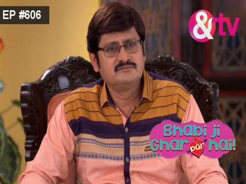 Bhabi Ji Ghar Par Hain - Episode 606 - June 23, 2017 - Full Episode