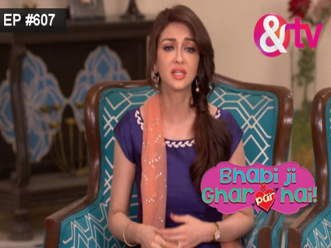 Bhabi Ji Ghar Par Hain - Episode 607 - June 26, 2017 - Full Episode