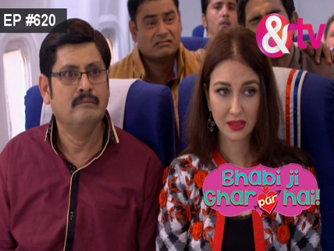 Bhabi Ji Ghar Par Hain - Episode 620 - July 13, 2017 - Full Episode