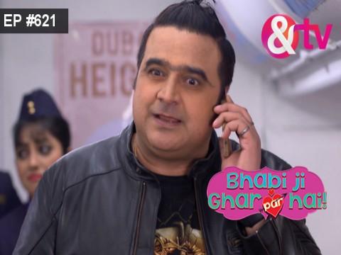 Bhabi Ji Ghar Par Hain - Episode 621 - July 14, 2017 - Full Episode