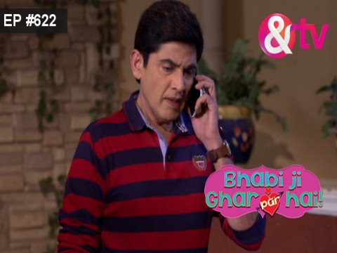 Bhabi Ji Ghar Par Hain - Episode 622 - July 17, 2017 - Full Episode