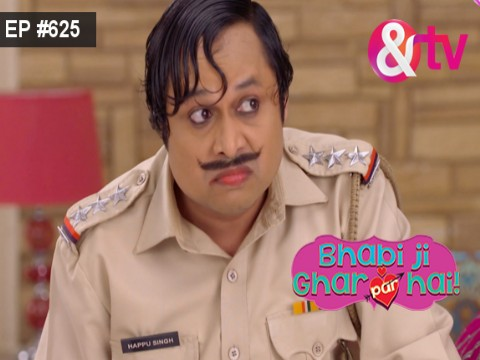 Bhabi Ji Ghar Par Hain - Episode 625 - July 20, 2017 - Full Episode