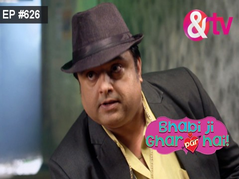 Bhabi Ji Ghar Par Hain - Episode 626 - July 21, 2017 - Full Episode