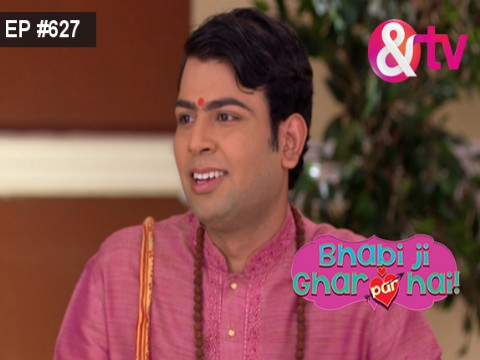 Bhabi Ji Ghar Par Hain - Episode 627 - July 24, 2017 - Full Episode
