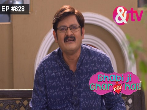 Bhabi Ji Ghar Par Hain - Episode 628 - July 25, 2017 - Full Episode