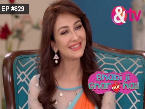 Bhabi Ji Ghar Par Hain - Episode 629 - July 26, 2017 - Full Episode