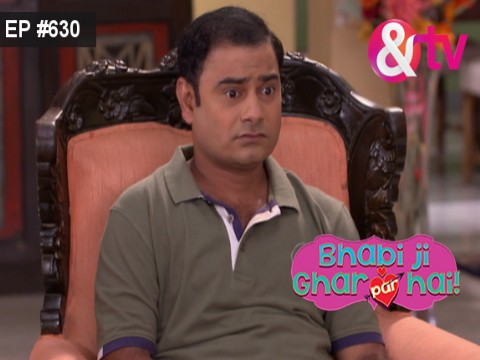 Bhabi Ji Ghar Par Hain - Episode 630 - July 27, 2017 - Full Episode