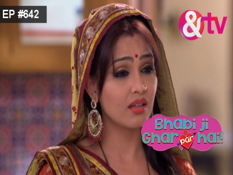 Bhabiji Ghar Par Hain Ep 642 14th August 2017