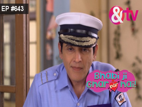 Bhabiji Ghar Par Hain Ep 643 15th August 2017