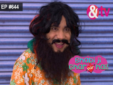Bhabiji Ghar Par Hain Ep 644 16th August 2017