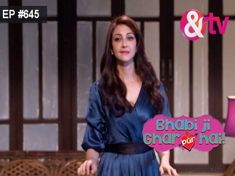 Bhabiji Ghar Par Hain Ep 645 17th August 2017